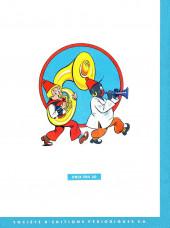 Verso de Jojo et Jimmy -2- Aventures à Minasoussa