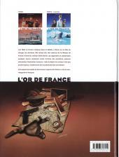 Verso de L'or de France -1- La croisière de l'Emile Bertin