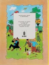 Verso de Tintin (en langues régionales) -5Breton- Al Lotuz glas