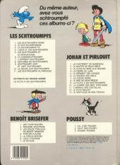 Verso de Les schtroumpfs -8b83- Histoires de Schtroumpfs