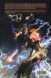 Verso de S.H.I.E.L.D. (100% Marvel) - La Confrérie du bouclier