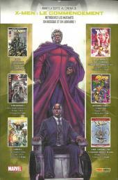 Verso de Marvel Icons Hors Série -21- Steve Rogers, le super soldat