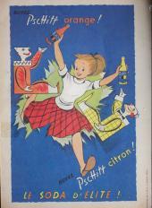 Verso de Lili (L'espiègle Lili puis Lili - S.P.E) -2a- L'espiègle Lili au cirque