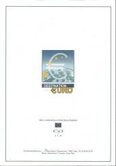 Verso de Destination €uro