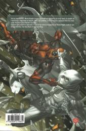 Verso de La vengeance de Moon Knight -2- Dernier solo?
