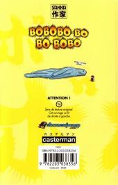 Verso de Bobobo-bo Bo-bobo -19- Tome 19