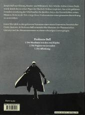 Verso de Professor Bell -3- Der affenkönig