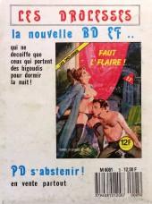 Verso de Série Orange (Elvifrance) -5- Ido-literie