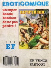 Verso de Série Orange (Elvifrance) -7- Chaud devant !