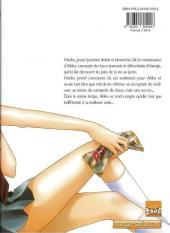 Verso de Girl friends -3- Volume 3