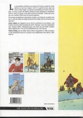 Verso de Les 7 Vies de l'Épervier -2a1989- Le temps des chiens
