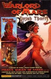Verso de Vampirella (2010) -6D- Crown of worms part 6