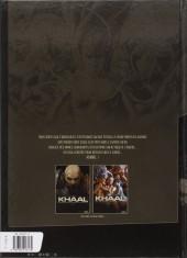 Verso de Khaal, Chroniques d'un empereur galactique -1a2013- Livre premier