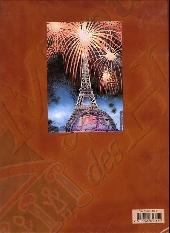 Verso de Des Monuments et des Hommes -1- Le roman de la Tour Eiffel