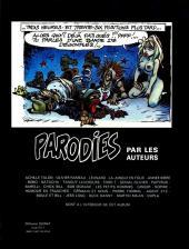 Verso de Parodies (Collectif chez Soleil) -1a- Parodies - 1