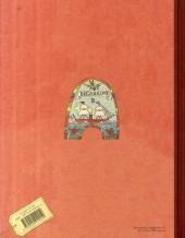 Verso de Bécassine (autres) - Mes voyages par Bécassine