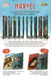 Verso de Wolverine (Marvel France 2e série) (2011) -1- Wolverine en enfer (1/3)