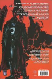 Verso de Midnighter -1- Machine à tuer