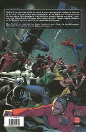 Verso de Shadowland (Marvel Monster Edition) - Shadowland : Rues de sang