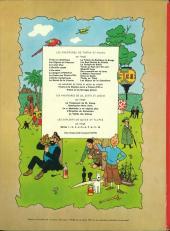 Verso de Tintin (Historique) -6B36- L'oreille cassée