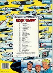 Verso de Buck Danny -1c1983- Les japs attaquent