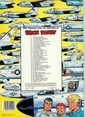 Verso de Buck Danny -2c1983- Les mystères de Midway