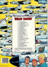 Verso de Buck Danny -3d1983- La revanche des fils du ciel