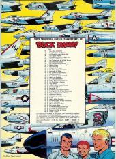 Verso de Buck Danny -8d1980- Les pirates du désert
