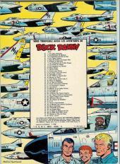 Verso de Buck Danny -9c1980- Les gangsters du pétrole