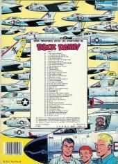 Verso de Buck Danny -13c1983- Un avion n'est pas rentré