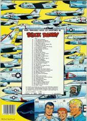 Verso de Buck Danny -16e1983- Menace au nord