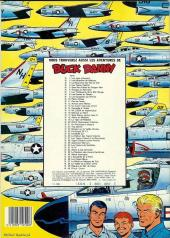 Verso de Buck Danny -20b1983- S.O.S. soucoupes volantes !