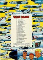 Verso de Buck Danny -21b1980- Un prototype a disparu