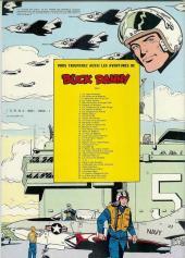 Verso de Buck Danny -22b1977- Top secret