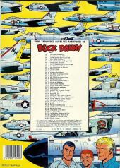 Verso de Buck Danny -23b1983- Mission vers la vallée perdue
