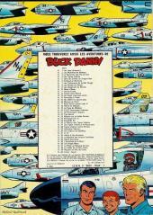 Verso de Buck Danny -25c1980- Escadrille ZZ