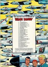 Verso de Buck Danny -27b1981- Les Tigres volants à la rescousse !