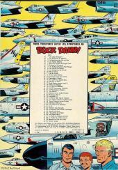 Verso de Buck Danny -28c1981- Tigres volants contre pirates