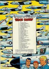 Verso de Buck Danny -30b1980- Les voleurs de satellites
