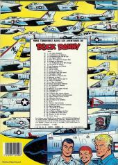 Verso de Buck Danny -31b1983- X-15