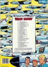 Verso de Buck Danny -37a1983- Le pilote au masque de cuir