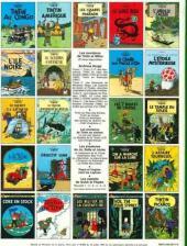 Verso de Tintin (Historique) -18C6- L'affaire Tournesol