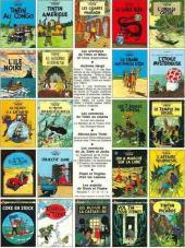 Verso de Tintin (Historique) -3C3bis- Tintin en Amérique