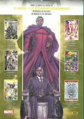 Verso de X-Men Hors Série (Marvel France 2e série) -2- X-campus