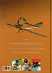 Verso de Le grand siècle -3- Moplai