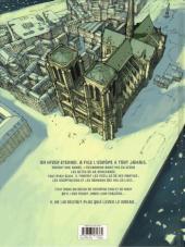 Verso de Neige Fondation -2- L'Écharneur