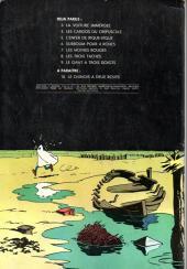 Verso de Gil Jourdan -7a1967- Les moines rouges