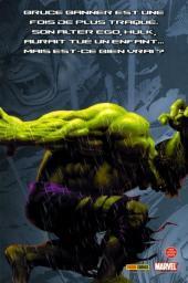 Verso de Marvel (Les grandes sagas) -6- Hulk