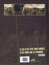 Verso de Zombies (Peru/Cholet) -2- De la brièveté de la vie