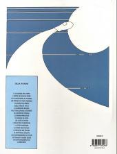 Verso de Le vagabond des Limbes -4c1990- Les démons du temps immobile